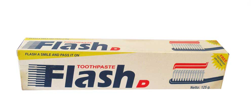 indiacosmetics.com - Flash D TOOTHPASTE